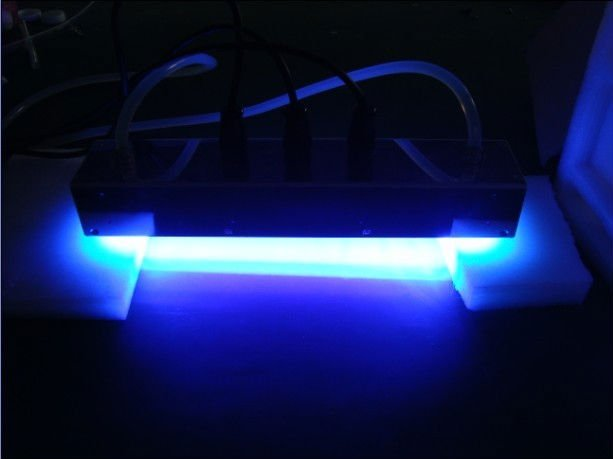 UV LED Curing Process